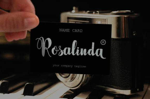 Almaida Script Font