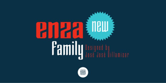 Enza Font Family