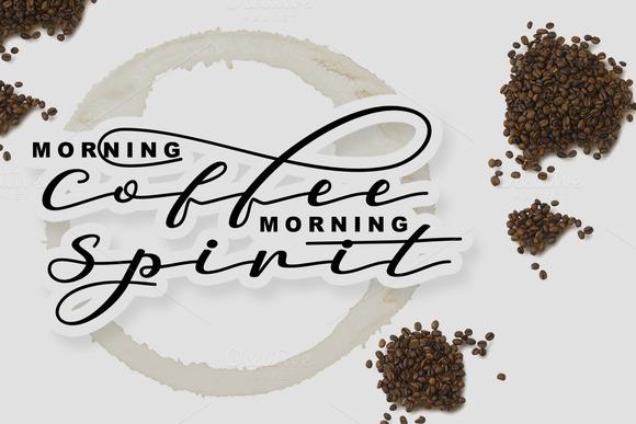 Font Bundle Calligraphy