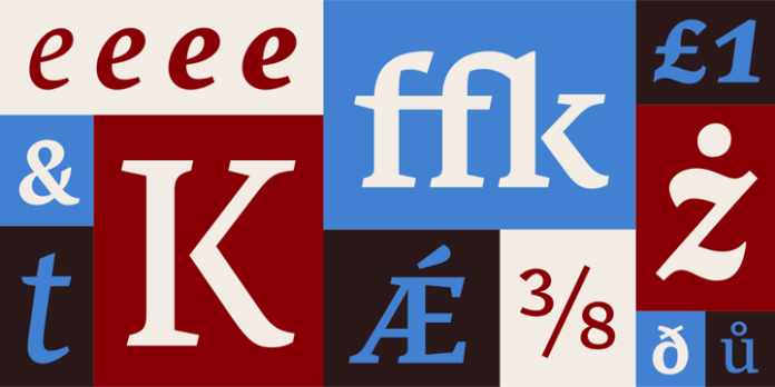 Nassim Font Family