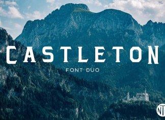 Castleton Font Duo