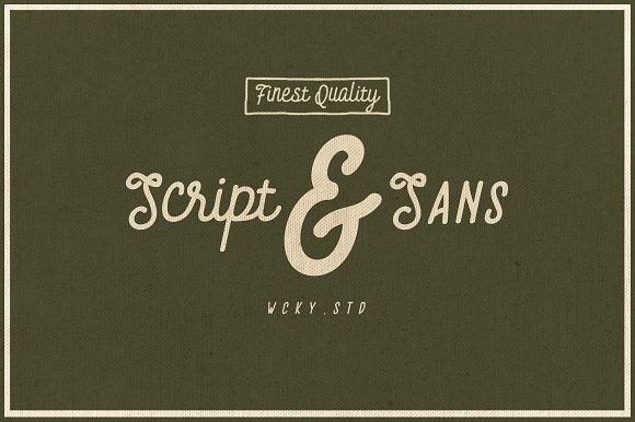 Brave Typeface