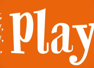 CA Play Font Family