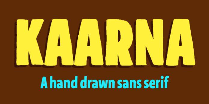 Kaarna Font Family