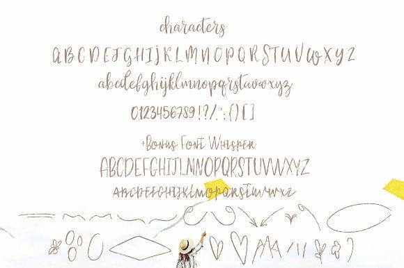 Little Seahorse Script Font