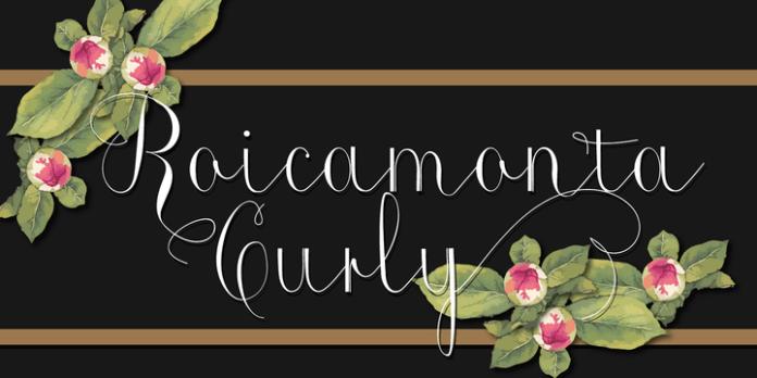 Roicamonta Font Family