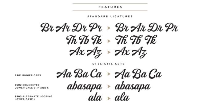 Buinton Font