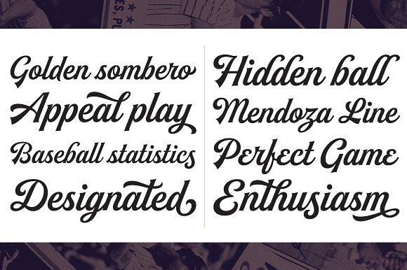 Buinton Script Font