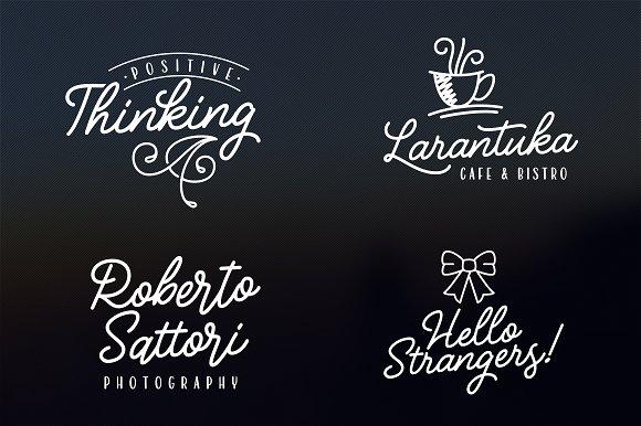 Delicy Script Font