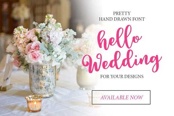 Hello Wedding