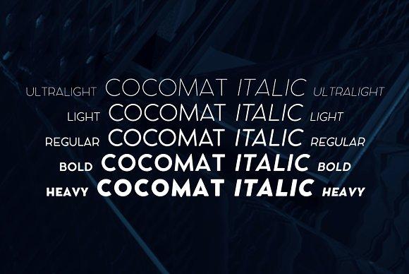 COCOMAT Full Family - 10 styles