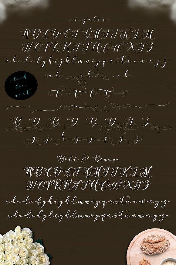 Donita Handscript