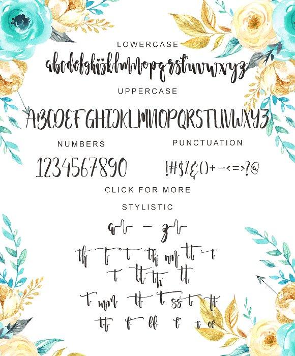 Fanttikha Script Font