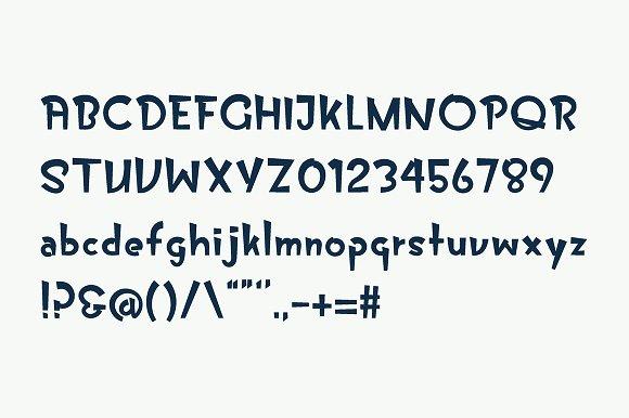 Lemon Days Typeface