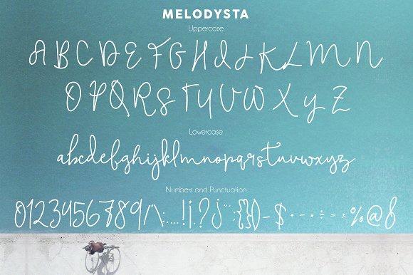 Melodysta Script