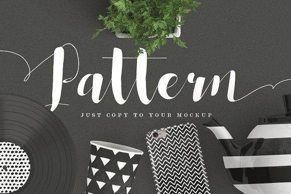 Sobod Typeface + Pattern