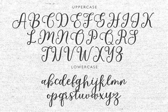 Cabelita Script Font