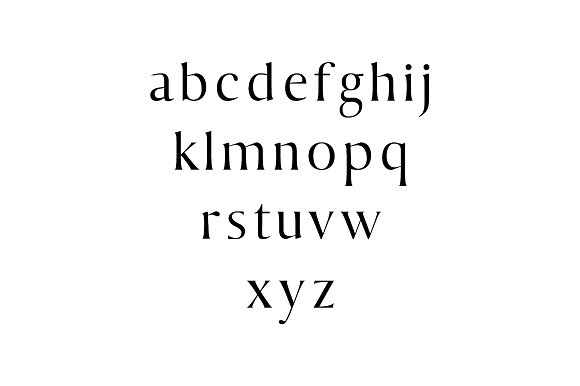Sondra Serif Typeface