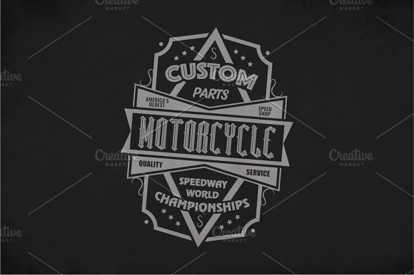 Sunderland Label Typeface