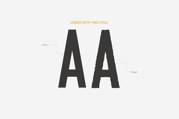 SALE! Sabang Island Typeface
