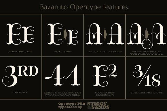 Bazaruto Decorative Family