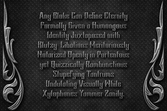 Yasaman Display Font