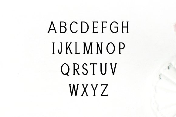 Adney Slab Serif 3 Font Family