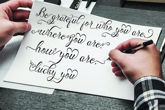 Badger Script Font