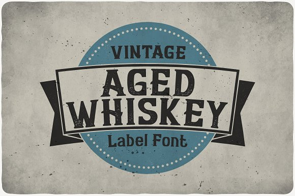 Whiskey Typeface