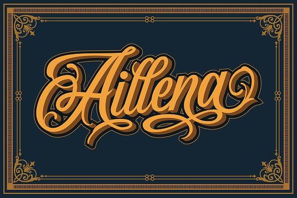 Wildcats Typeface