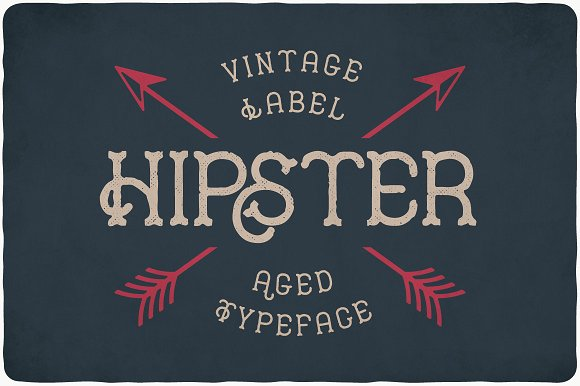 Hipster Typeface