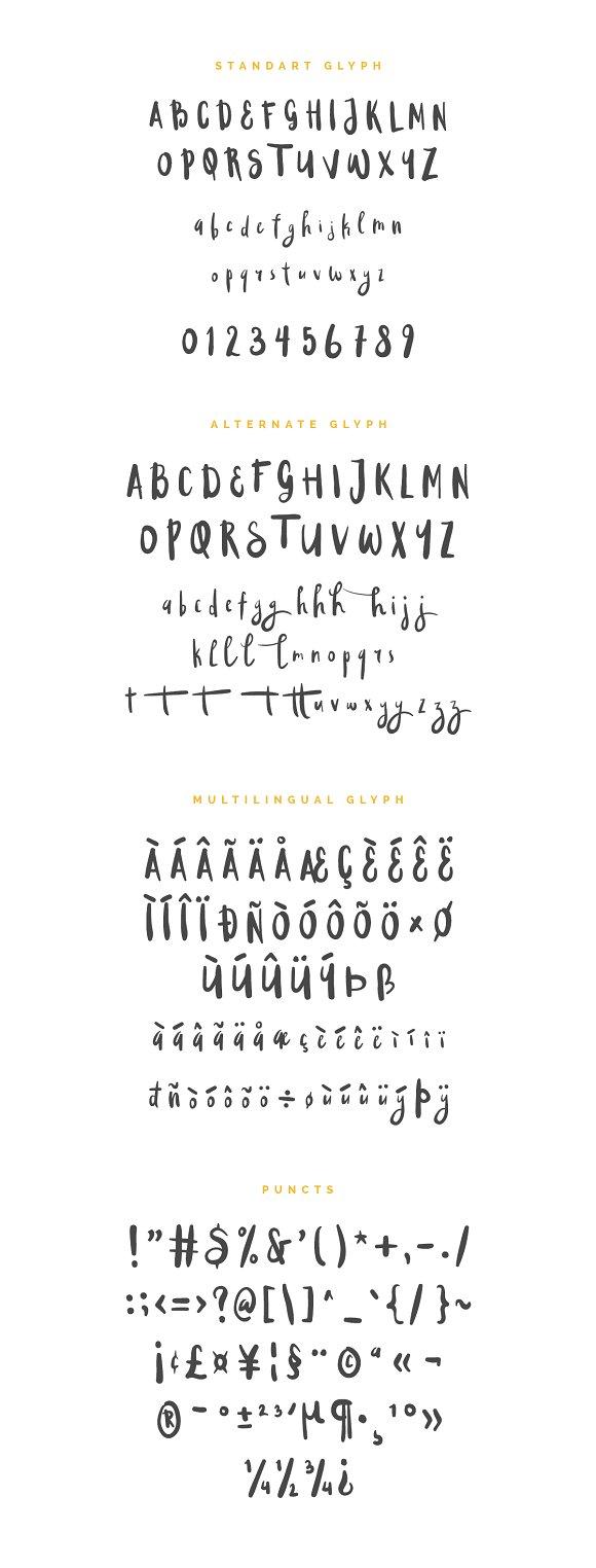 Northline Script Font