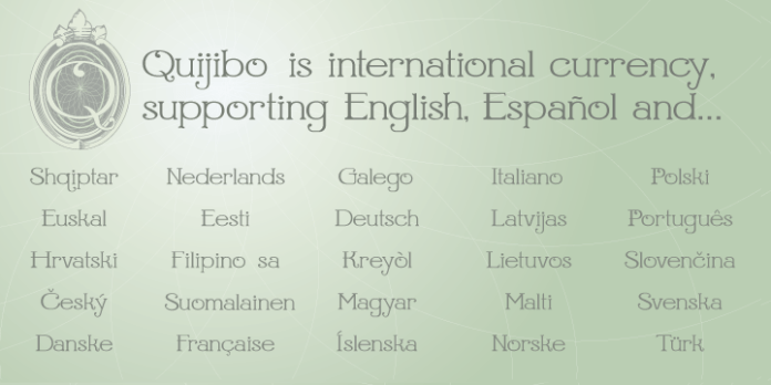 Quijibo Font Family with Webfonts
