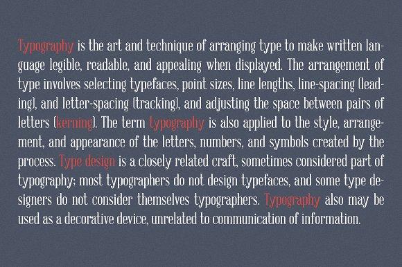 Atlas Serif Font