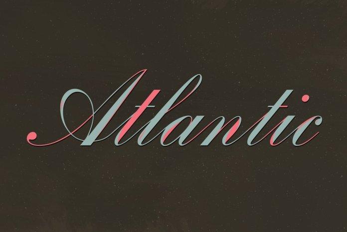 Bank Script Font
