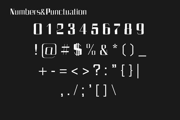 Bethan Sans Serif Typeface