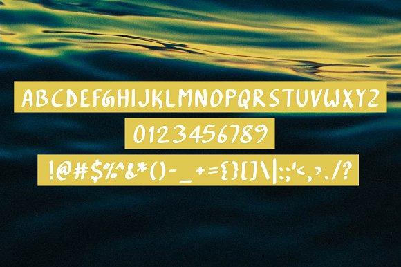 Quinni Typeface