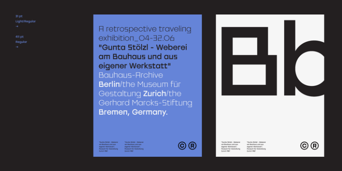 Stolzl Display Font Family