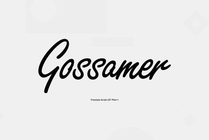 Freestyle Script Font Family