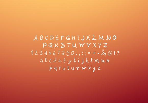 Safae Handwritten Font