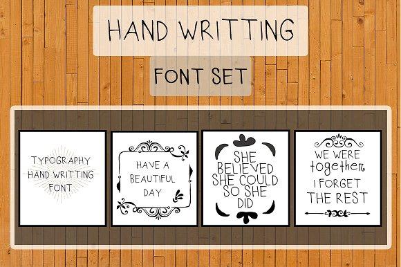 Sarmina Handwritten Font