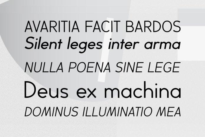 Backtalk Sans Font Family