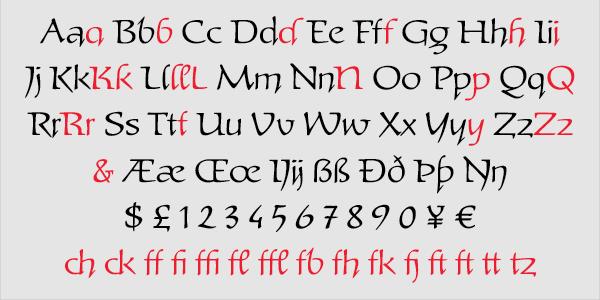 Schumann Pro Font