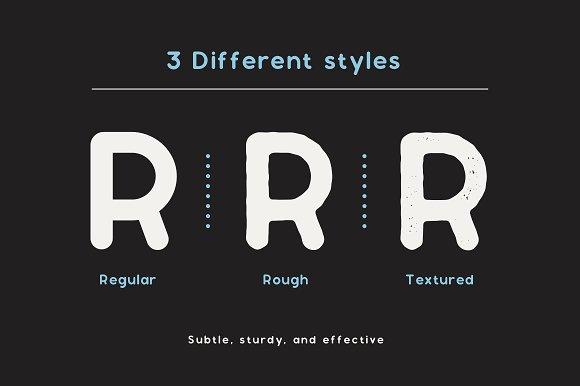 Sonorous Font