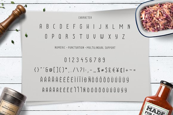 Huckleberries Font