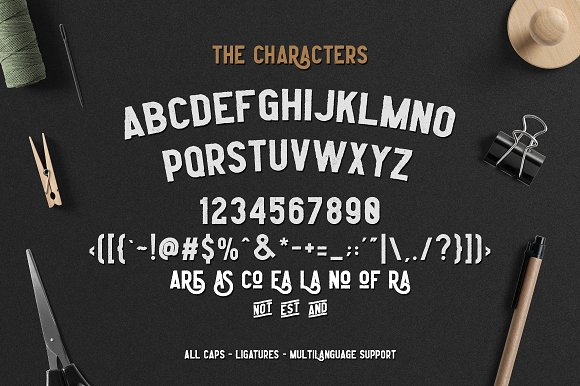 Leaderson Font Family