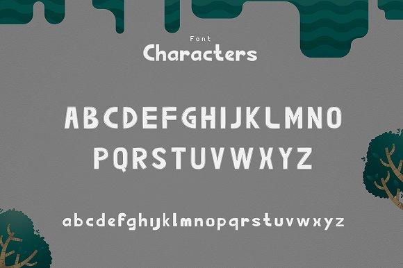 Plunge Font