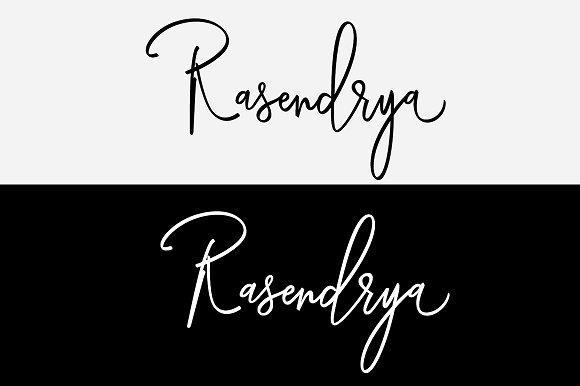 Rasendrya Font