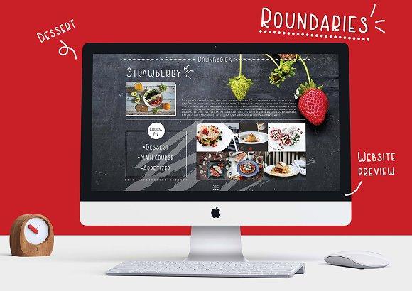 Roundaries Font