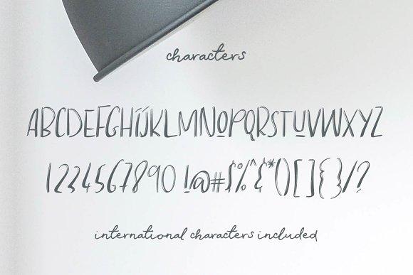 Consequat Font